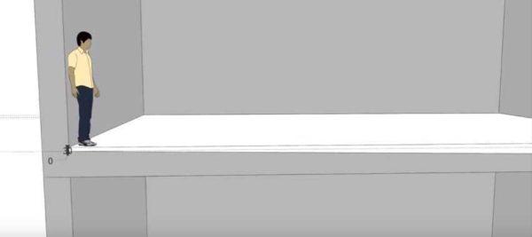 Подсчет объема материалов для стяжки