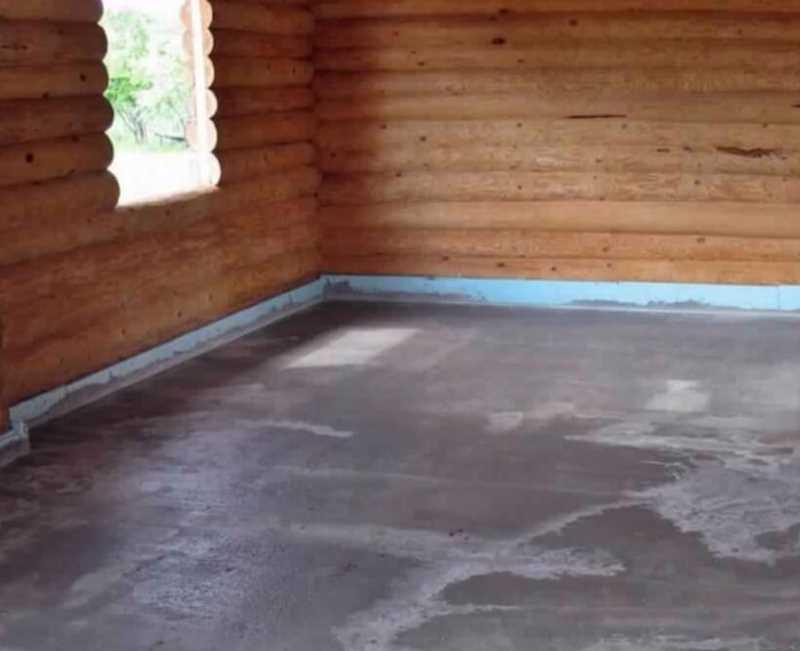 Наливной полимерный пол в квартире на деревянный пол мастика техноникель