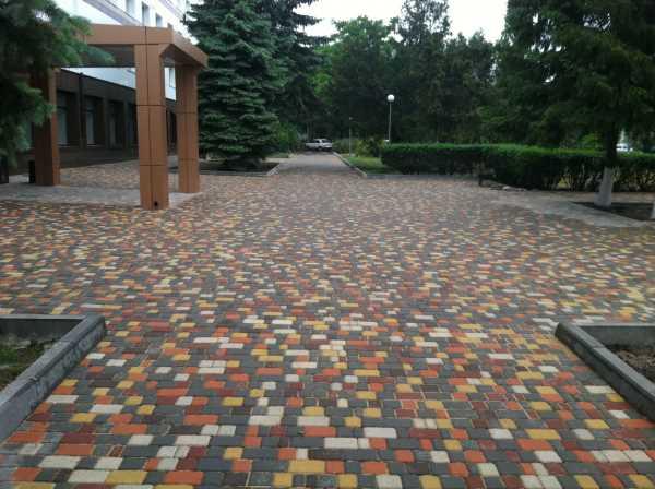 Тротуарная плитка Ландшафтный Дизайн тротуарной плитки курск на красной площади