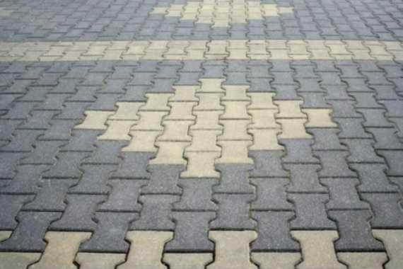 Тротуарная плитка - катушка