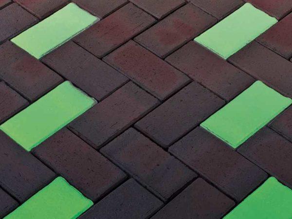 Cветящаяся тротуарная плитка