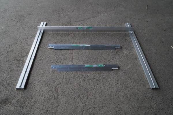 Комплект инструмента для полусухой стяжки