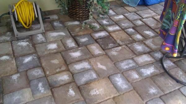 Укладка тротуарной плитки на отсев. Как уложить на 7