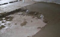 Мокрая стяжка