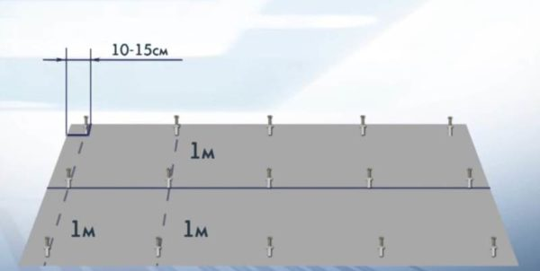 Наливной пол толщина максимальная