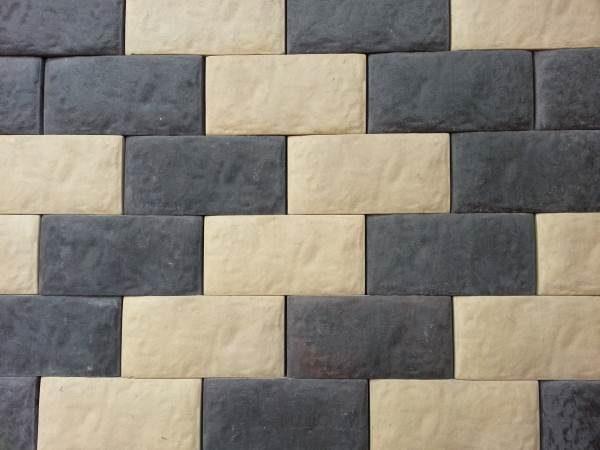 Узор из плитки Английский булыжник