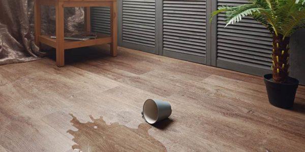 Водостойкость кварц-виниловой плитки