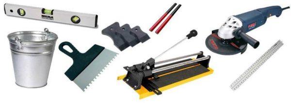Инструменты для укладки керамогранита