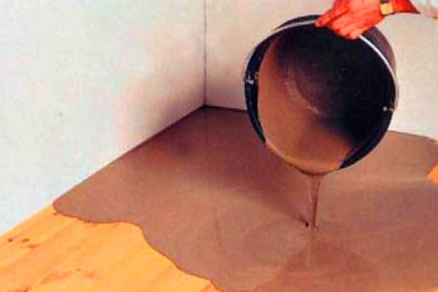 Стяжка бетонного пола под ламинат своими руками 50