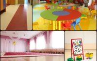 Линолеум в детском саду