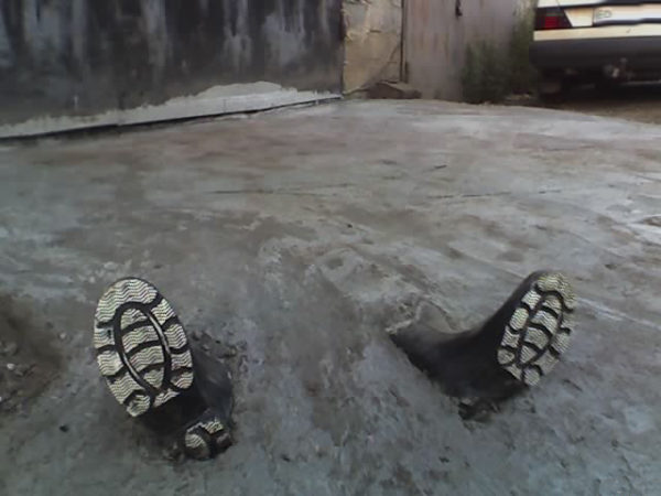Закатали в бетон