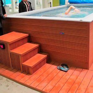 Пример работы с ДПК для мобильных бассейнов