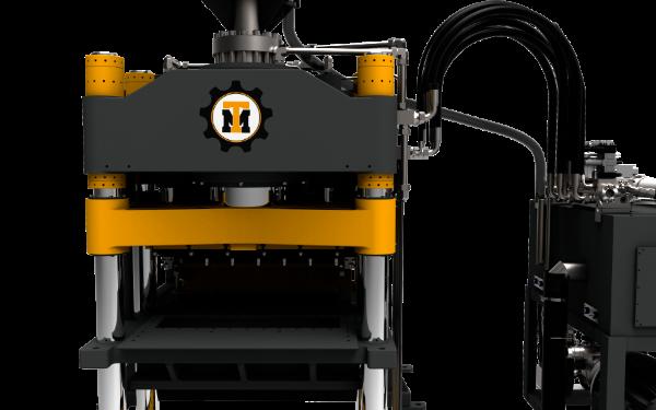 Гиперпресс Титан серии DB