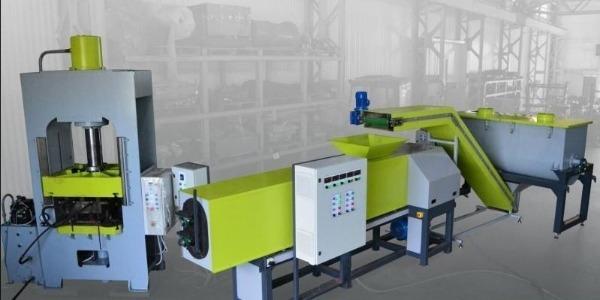 Аппарат АПН для подогрева полимерпесчаной смеси