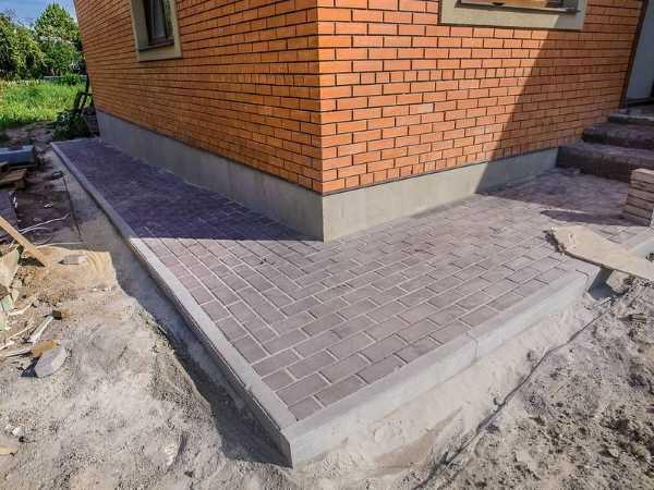 Смесь для тротуарной плитки на бетонное основные свойства бетонов и бетонных смесей