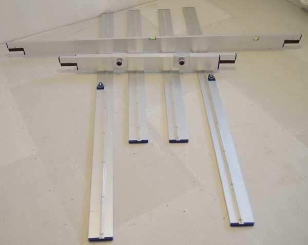 Комплект оборудования для сухой стяжки