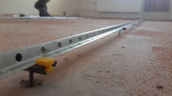 Маяки на бетон как определить бетон по гравию