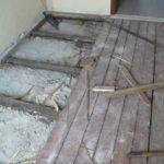 Ремонт пола деревянного в квартире