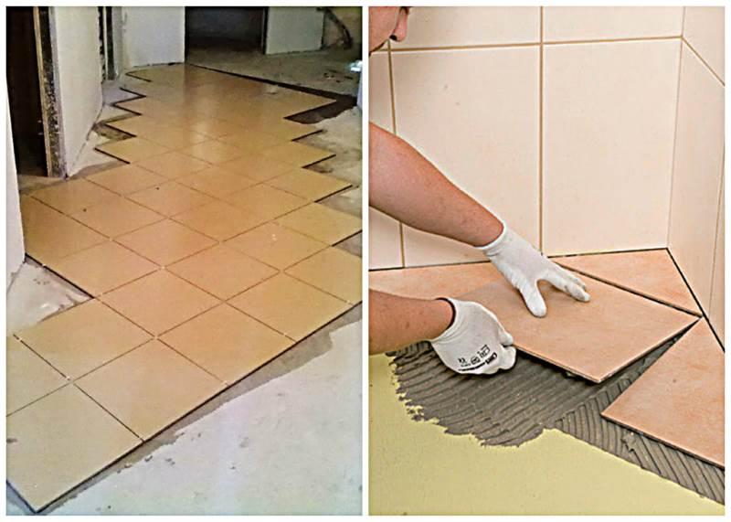 цементные растворы для укладки плитки керамической на пол