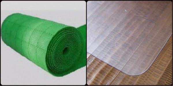 Защитные коврики