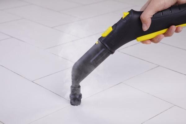Обеспыливание напольного покрытия