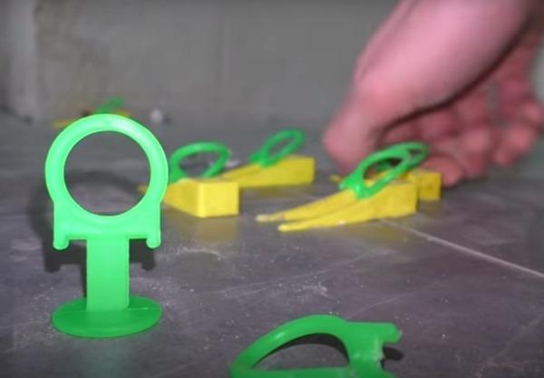 Мягкая ручка грибка системы СВП позволяет визуально контролировать усилие затяжки