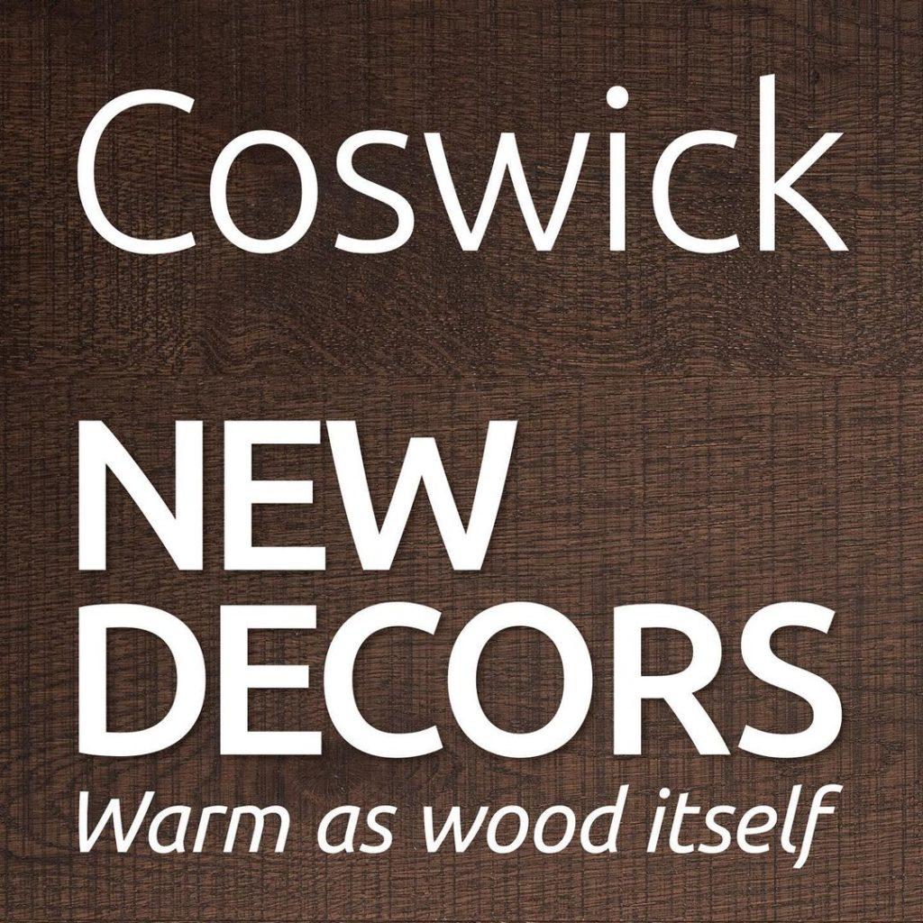 Паркетная фейерия от Coswick